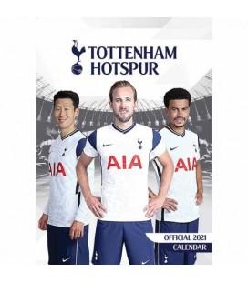 Kalendár Tottenham Hotspur na rok 2021