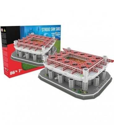 3D puzzle štadión AC Miláno