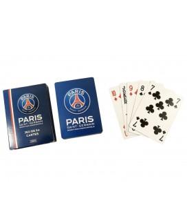 Hracie karty Paris Saint Germain