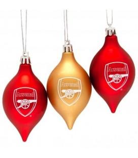 Vianočné gule Arsenal Londýn