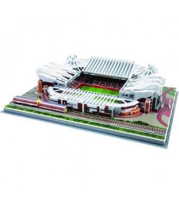 3D puzzle štadión Manchester United