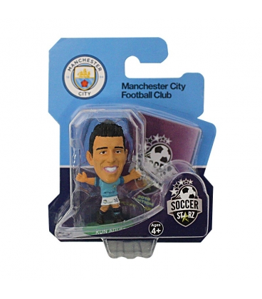 Mini figúrka Manchester City - Agüero