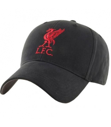 Šiltovka FC Liverpool - čierna