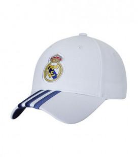 Šiltovka Adidas Real Madrid - biela/tmavomodrá