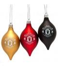 Vianočné gule Manchester United