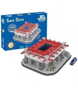 3D puzzle štadión Inter Miláno