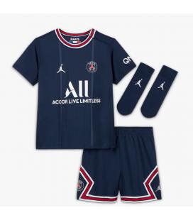 Paris Saint Germain domáci detský futbalový dres + trenírky + štucne