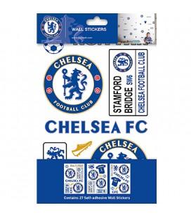 Nálepky na stenu Chelsea Londýn