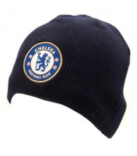 Čiapka Chelsea Londýn - tmavomodrá
