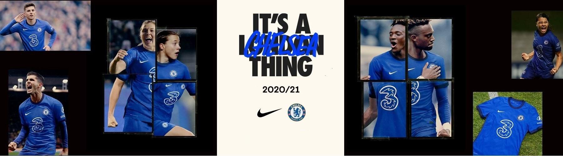 Chelsea domáci dres 2020/21