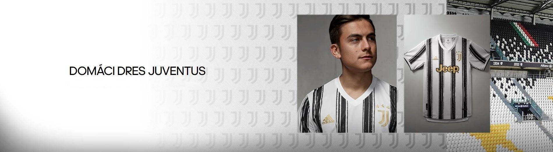 Juventus domáci dres 2020/21